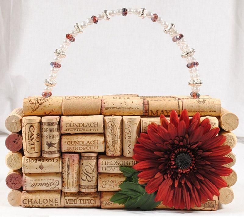 Wine Cork handbag